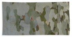No Camouflage Beach Sheet