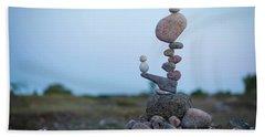 Zen Stack #2 Beach Sheet