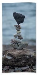 Zen Stack #6 Beach Towel