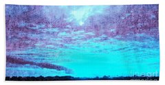 No Ordinary Sunset Beach Towel