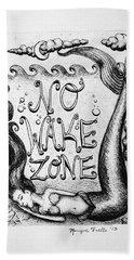 No Wake Zone, Mermaid Beach Sheet