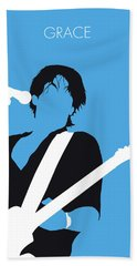 Jeff Buckley Beach Towels
