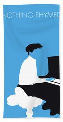 No149 My Gilbert Osullivan Minimal Music Poster Beach Towel