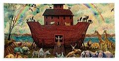 Noah's Ark Beach Towel