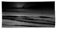 Nocturne Beach Towel