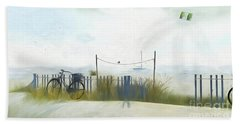 Noredney 1 Beach Towel