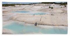 Norris Geyser Basin Beach Sheet