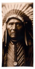 North American Indian Series 2 Beach Towel