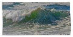 North Beach Day Beach Towel