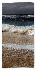 North Beach, Oahu V Beach Towel