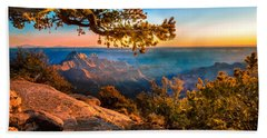 North Branch Beach Towel