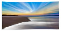 North Carolina Natural Beauty  Beach Towel
