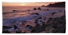 North Coast Sunset Beach Towel