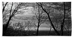 North Georgia View  Beach Towel