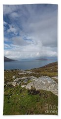 North Harris Views Beach Towel