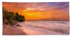 North Point Sunrise Beach Towel