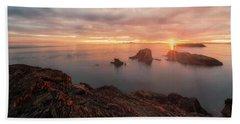 North Puget Sound Sunset Beach Sheet