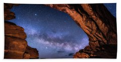 North Window Milky Way Beach Sheet