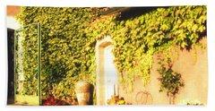 Northern California Winery Beach Sheet