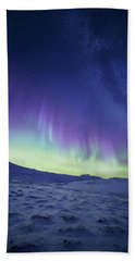 Northern Light Beach Towel