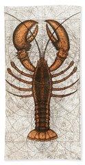 Northern Lobster Beach Sheet