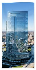 Northwestern Mutual Tower Beach Towel