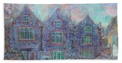 Norwich Cathedral Close Beach Towel