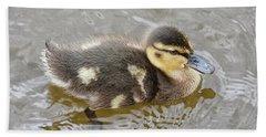 Not So Ugly Duckling Beach Sheet