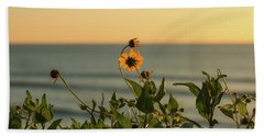 Beach Towel featuring the photograph Nothing Gold Can Stay by Ana V Ramirez