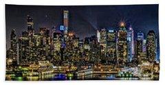 NYC Beach Sheet