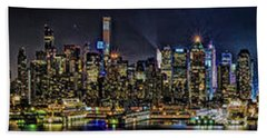 NYC Beach Towel