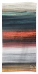 Oak Creek #30 Southwest Landscape Original Fine Art Acrylic On Canvas Beach Sheet
