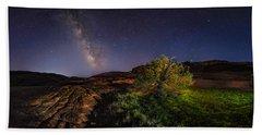 Oasis Milky Way Beach Towel