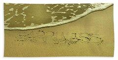 Objective Beach Towel