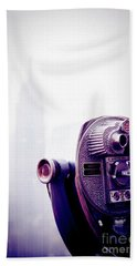 Observation Beach Towel