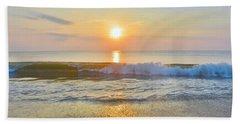 Obx Sunrise 7/22/17 Beach Sheet