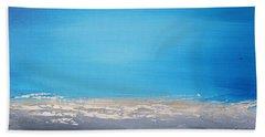 Ocean Blue 5 Beach Towel
