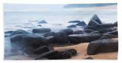 Beach Towel featuring the photograph Ocean Calm  by Parker Cunningham