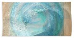 Ocean Earth Beach Sheet