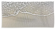 Ocean Lace Beach Towel
