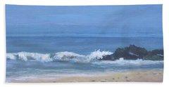 Ocean Meets Jetty Beach Sheet