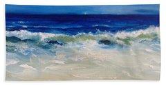 Ocean Roar Beach Towel