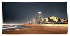 Beach Towel featuring the photograph Flow With It by Jim Hill