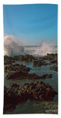 Ocean Spray Beach Towel by Billie-Jo Miller