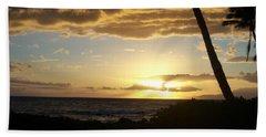 Ocean Sunset Beach Sheet