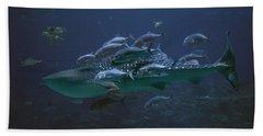 Ocean Treasures Beach Towel