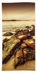 Oceanic Harmony Beach Towel