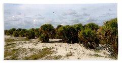 Oceans Bluff   Beach Towel