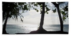 Ocean's Edge Beach Towel