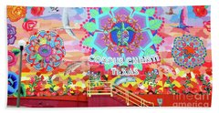Oceans Of Fun Beach Towel